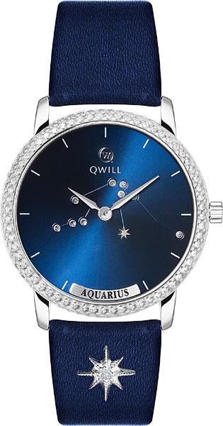 Женские часы Qwill 6050.05.14.9.96L женские часы qwill classic 6053 00 00 1 26a