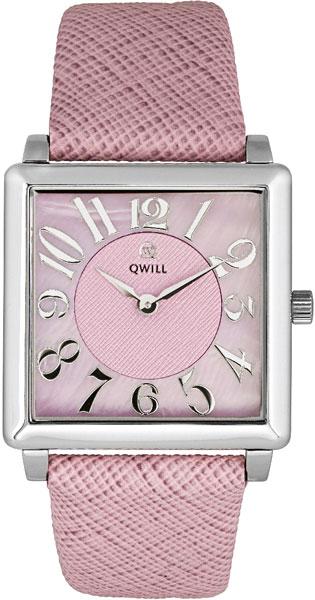 Женские часы Qwill 6051.01.04.9.92B qwill qwill 6001 01 02 1 51a