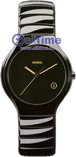Копия часов RADO Ceramica Jubile Black - 4990 руб