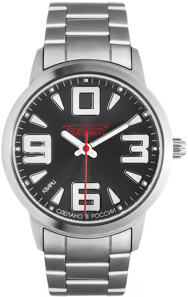 Мужские часы Ракета W-20-50-30-0125 мужские часы ракета w 20 11 10 0157