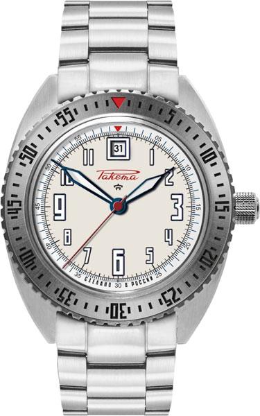Мужские часы Ракета W-30-18-30-0199 автомат механический с игрушками