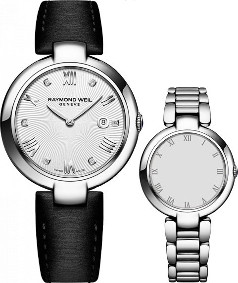 Женские швейцарские наручные часы Raymond Weil 1600-ST-00618