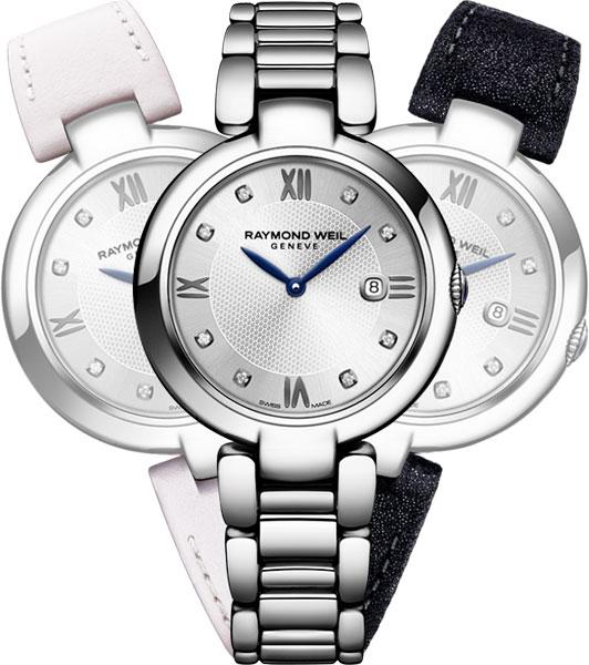 Женские часы Raymond Weil 1600-ST-RE695