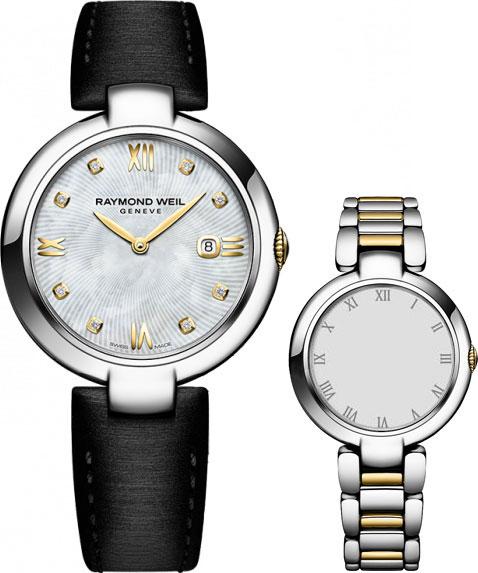 купить Женские часы Raymond Weil 1600-STP-00995 по цене 109200 рублей