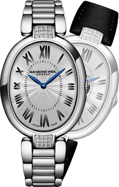 купить Женские часы Raymond Weil 1700-STS-00659 по цене 172500 рублей