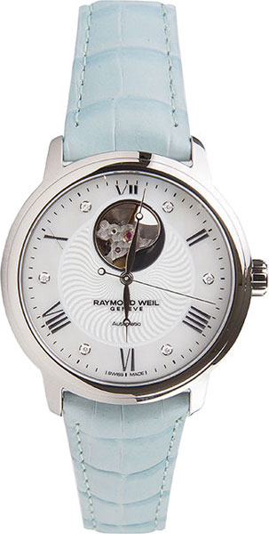 Женские часы Raymond Weil 2227-STC-00966-CLAIR raymond weil maestro 2227 stc 00966 white