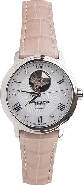Женские часы Raymond Weil 2227-STC-00966-ROSE raymond weil maestro 2227 stc 00966 white