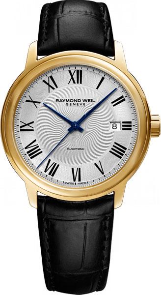 Мужские швейцарские механические наручные часы Raymond Weil 2237-PC-00659