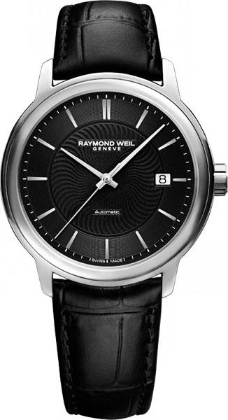 Мужские швейцарские механические наручные часы Raymond Weil 2237-STC-20001