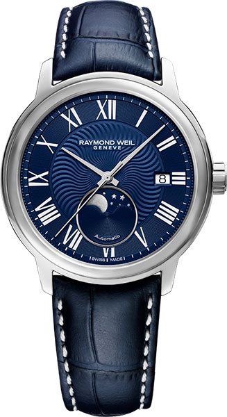 Мужские часы Raymond Weil 2239-STC-00509 raymond weil maestro 2846 stc 00209 page 6