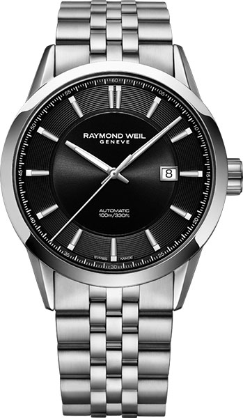Швейцарские мужские часы в коллекции Freelancer Мужские часы Raymond Weil 2731-ST-20001 фото