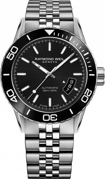 Мужские часы Raymond Weil 2760-ST1-20001 raymond weil tango 8260 st1 20001