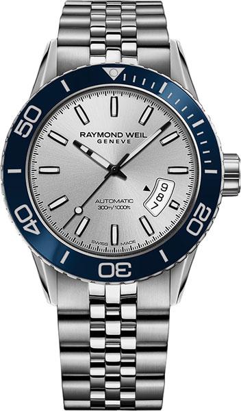 Мужские часы Raymond Weil 2760-ST4-65001 мужские часы raymond weil 2227 st 65001