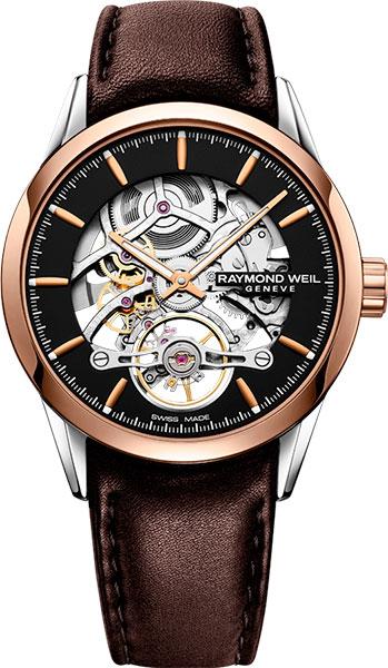 Мужские часы Raymond Weil 2785-SC5-20001 суппорт sc5 rv sc6