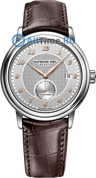 Мужские часы Raymond Weil 2838-SL5-05658 бра leds c4 book 05 2838 21 21