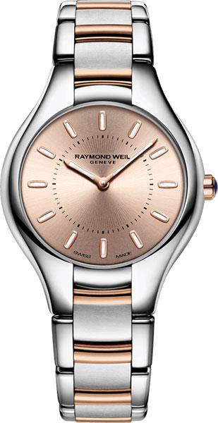Женские часы Raymond Weil 5132-SP5-81001 raymond weil часы raymond weil 5132 sts 50081 коллекция noemia