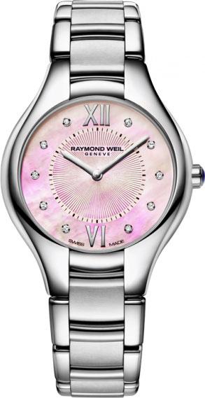 Женские часы Raymond Weil 5132-ST-00986
