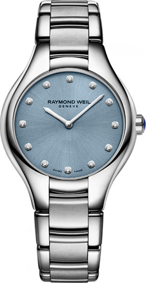 Женские швейцарские наручные часы Raymond Weil 5132-ST-50081