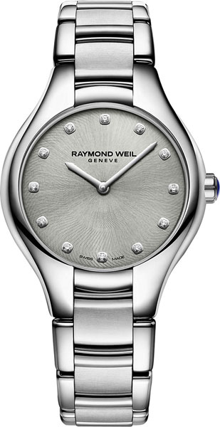 Женские швейцарские наручные часы Raymond Weil 5132-ST-65081