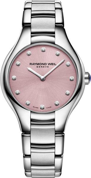 Женские швейцарские наручные часы Raymond Weil 5132-ST-80081