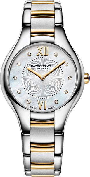 Женские часы Raymond Weil 5132-STP-00985 женские часы raymond weil 5132 sts 50081