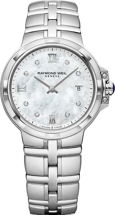 Фото - Женские часы Raymond Weil 5180-ST-00995 женские часы raymond weil 5960 stp 00995