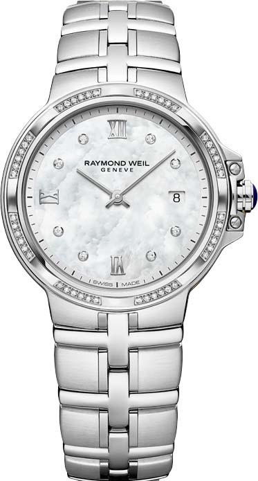 Фото - Женские часы Raymond Weil 5180-STS-00995 женские часы raymond weil 5960 stp 00995