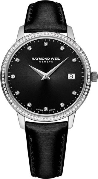 лучшая цена Женские часы Raymond Weil 5388-SLS-20081