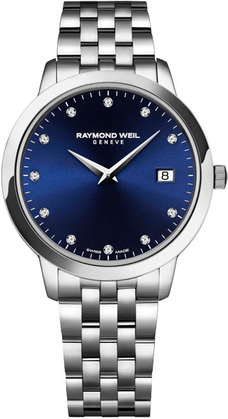 Женские швейцарские наручные часы Raymond Weil 5388-ST-50081