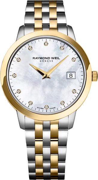 Женские часы Raymond Weil 5388-STP-97081 raymond weil toccata 5388 sts 97081