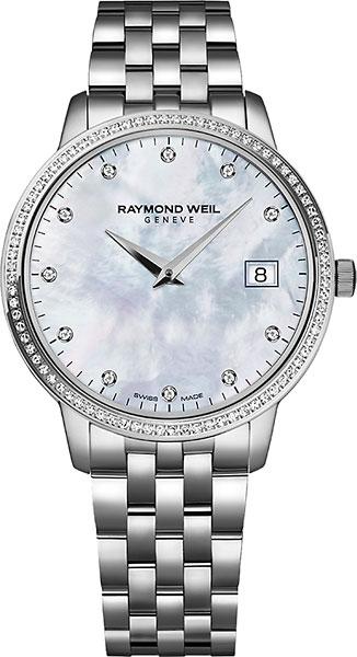 купить Женские часы Raymond Weil 5388-STS-97081 по цене 139900 рублей