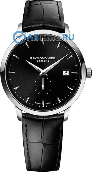 Мужские швейцарские наручные часы Raymond Weil 5484-STC-20001