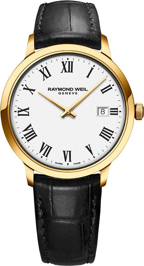 Мужские часы Raymond Weil 5485-PC-00300 raymond weil toccata 5488 stp 00300