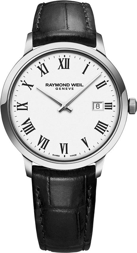 Мужские часы Raymond Weil 5485-STC-00300 цена 2017