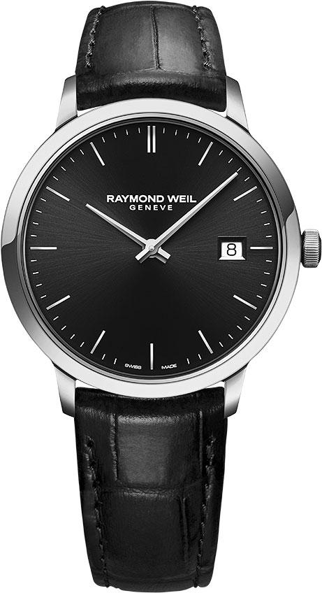 Мужские часы Raymond Weil 5485-STC-20001 цена 2017