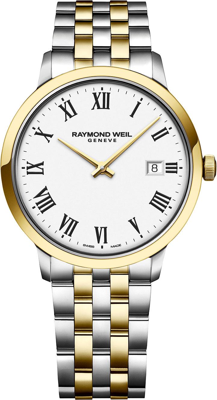 цена на Мужские часы Raymond Weil 5485-STP-00300