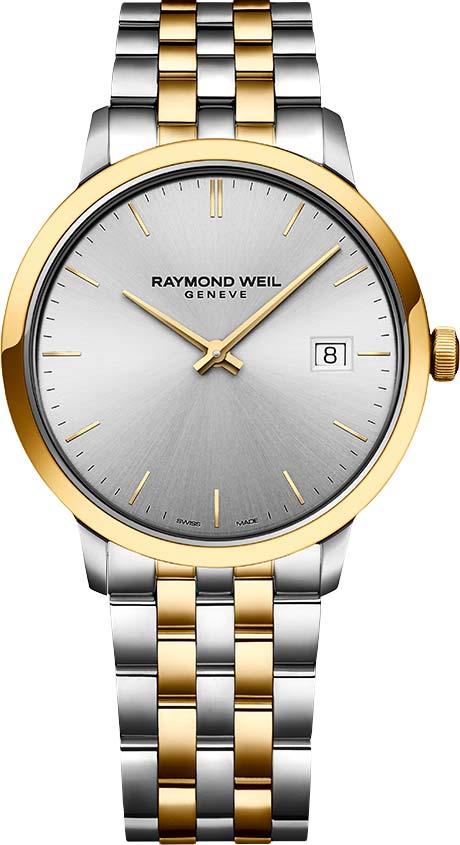 Фото - Мужские часы Raymond Weil 5485-STP-65001 женские часы raymond weil 5960 stp 00995