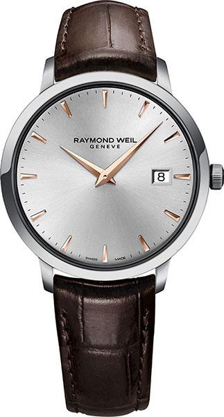 Мужские часы Raymond Weil 5488-SL5-65001 raymond weil toccata 5488 stp 00300