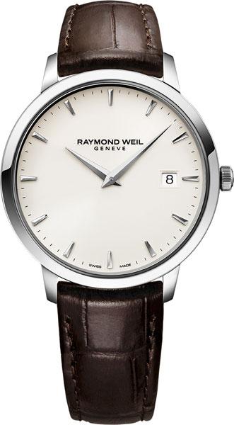 Фото «Швейцарские наручные часы Raymond Weil 5488-STC-40001»
