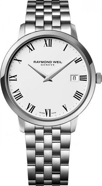 Мужские часы Raymond Weil 5588-ST-00300 raymond weil часы raymond weil 5588 st 20001 коллекция toccata