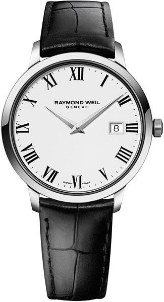 Мужские швейцарские наручные часы Raymond Weil 5588-STC-00300