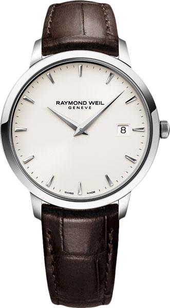 Мужские часы Raymond Weil 5588-STC-40001 цена 2017