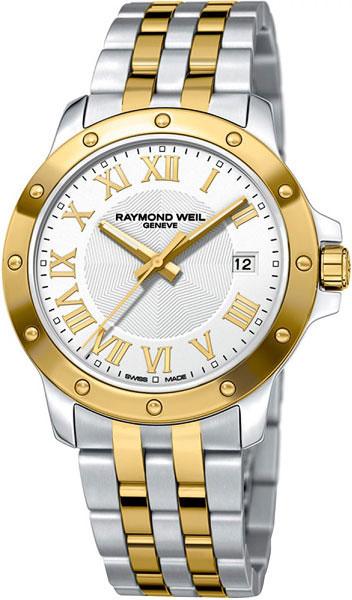 Мужские швейцарские наручные часы Raymond Weil 5599-STP-00308-ucenka
