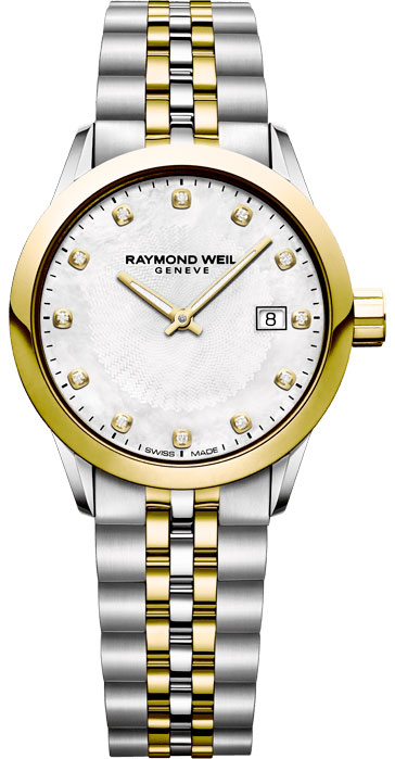 Фото - Женские часы Raymond Weil 5626-STP-97081 женские часы raymond weil 5960 stp 00995