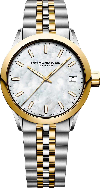 Женские часы Raymond Weil 5634-STP-97021 полотенце банное fiesta arabesca 50 90 см