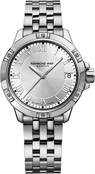 Женские часы Raymond Weil 5960-ST-00658 уход guam upker kolor 5 0 цвет светло каштановый 5 0 variant hex name 5a4741