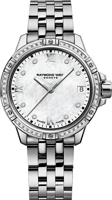 Фото - Женские часы Raymond Weil 5960-STS-00995 женские часы raymond weil 5960 stp 00995
