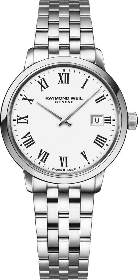 Женские часы Raymond Weil 5985-ST-00300 raymond weil toccata 5488 stp 00300