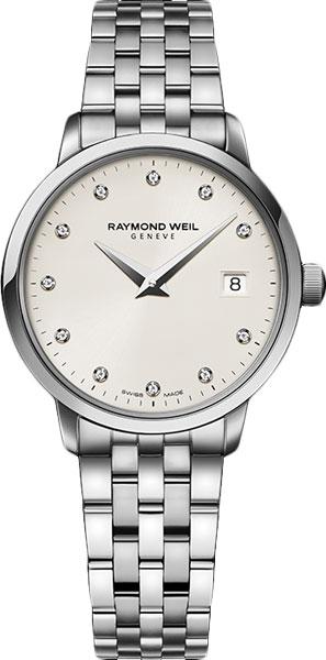 Женские швейцарские наручные часы Raymond Weil 5988-ST-40081