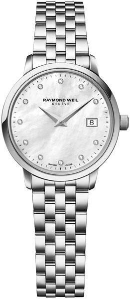 Женские часы Raymond Weil 5988-ST-97081 raymond weil toccata 5988 st 40081